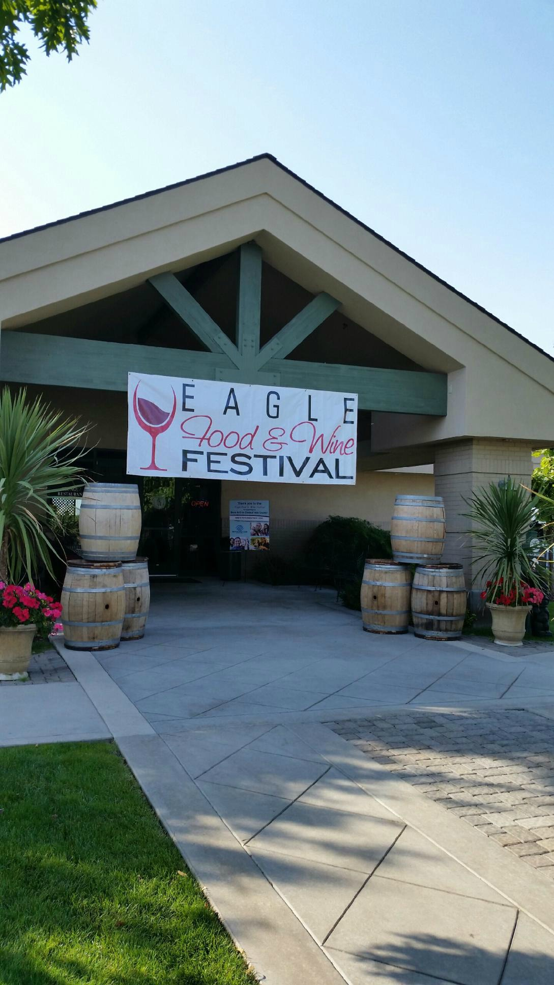 Eagle Food & Wine Festival at Banbury Golf Club