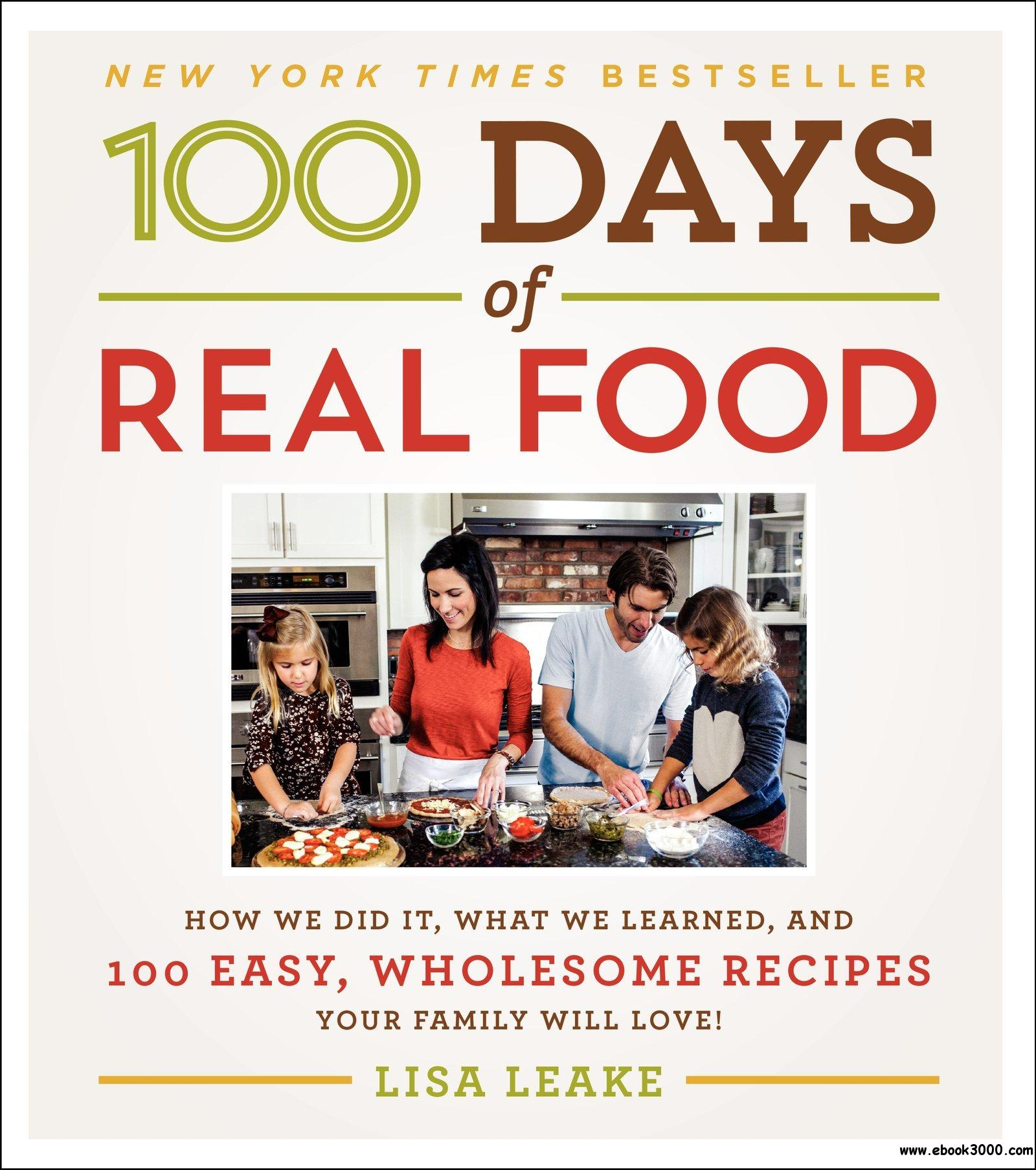 100 Days Cookbook