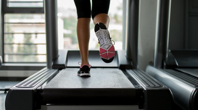 Beginner Runner Treadmill Workout