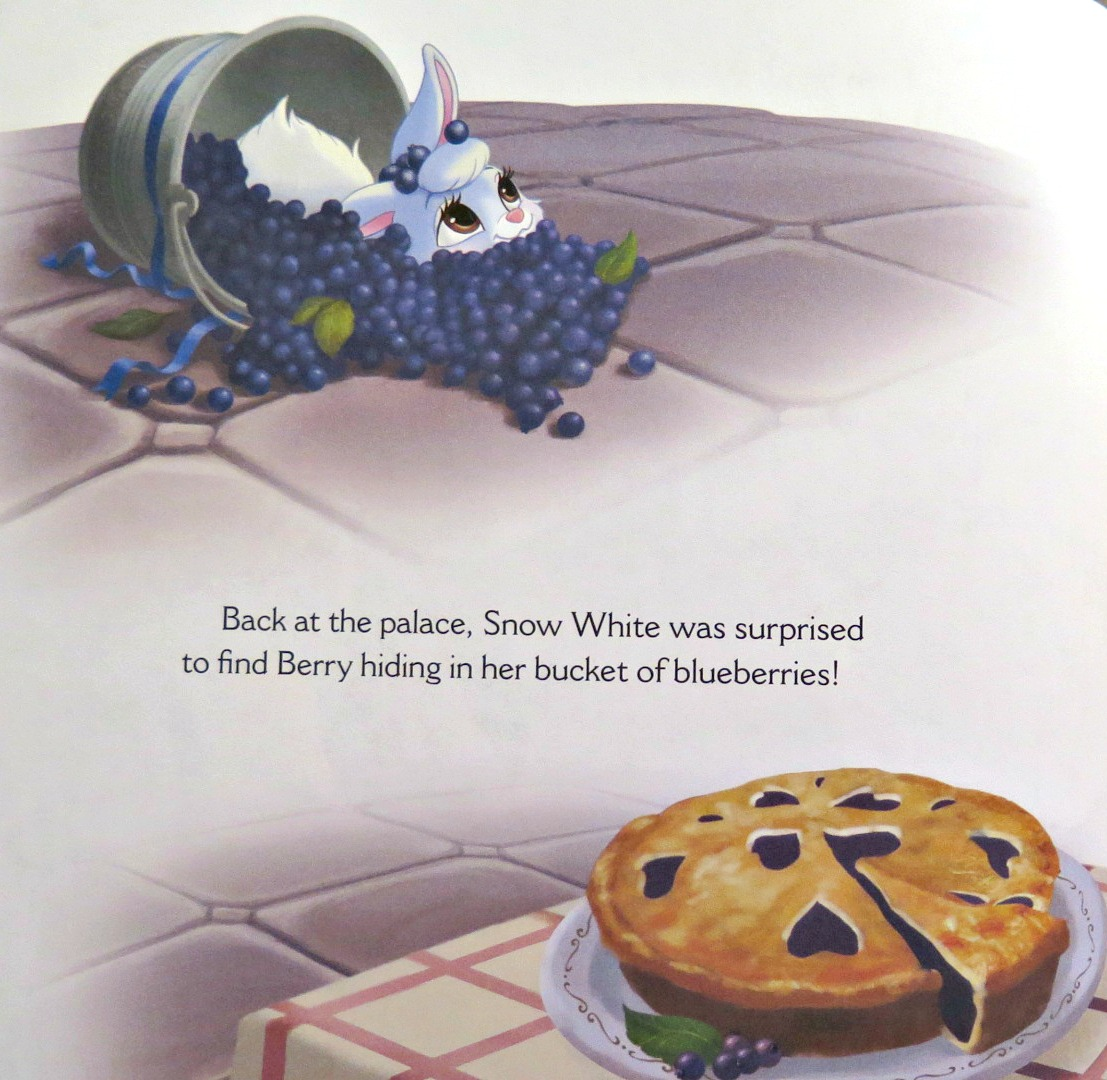 """Berry, you sweet thing with the overactive digestive system. Get the @#$! out of my blueberries!"""