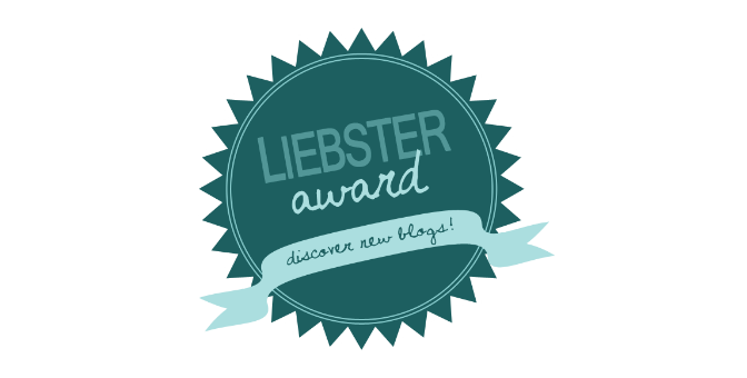 Liebster Award Q & A!