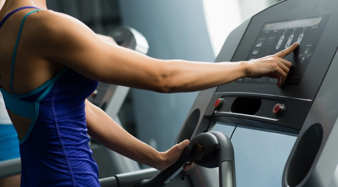 Boredom-Busting Full Body Treadmill Workout
