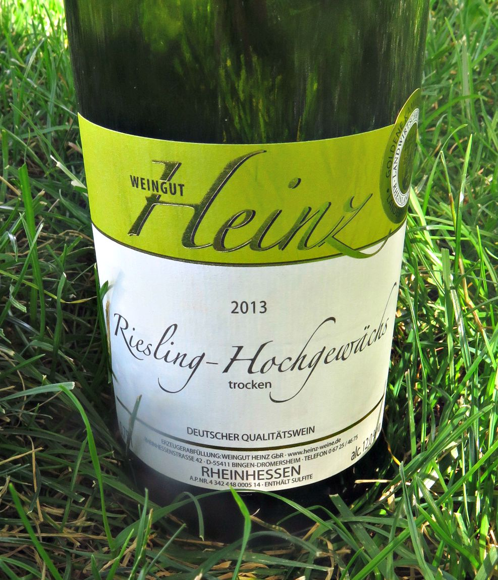 From the Rheinhessen region
