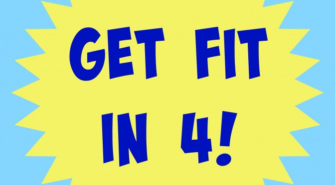Get Fit in 4 Months: A Month-by-Month Guide
