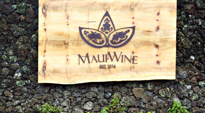 Maui Winery (Take Me Back to Paradise City)